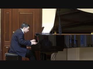 Шопен Этюд Ges-dur, op.10, №5