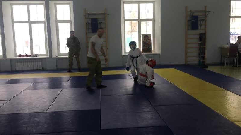 Ионов Саша (2й бой)