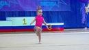 юная гимнастка. donskaya snejana 2015 bp kirishi turnir vosxodyashaya zvezda 17 03 2018