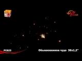 Батарея салютов Обыкновенное чудо РС825