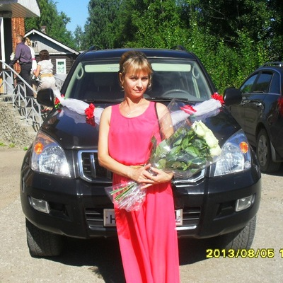 Светлана Титова, 7 августа , Сыктывкар, id143207542