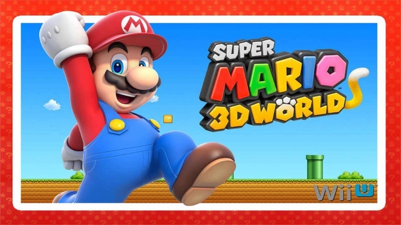 Super Mario 3D World 2-5 Прогулка с двойной вишней Double Cherry Pass