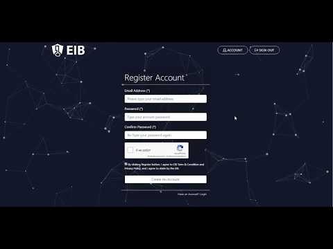 EIB - Новый Криптовалютный Кошелёк . Бонус $100 За каждого реферала получи 100$