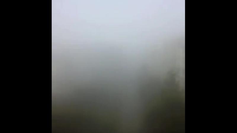Туман в Среднеуральске