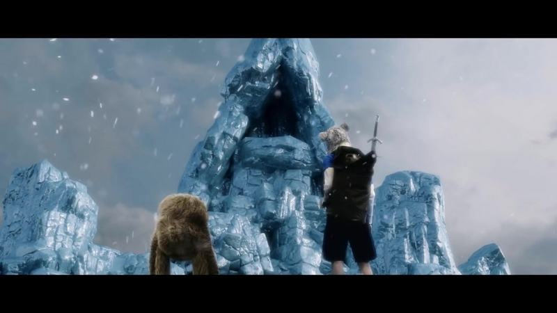 Adventure Time_ The Movie (Live-Action 4K Trailer) _ Gritty Reboots