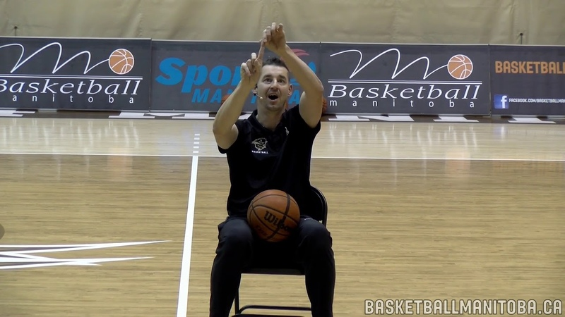 Kirby Schepp - Basketball Shooting from the Ground Up