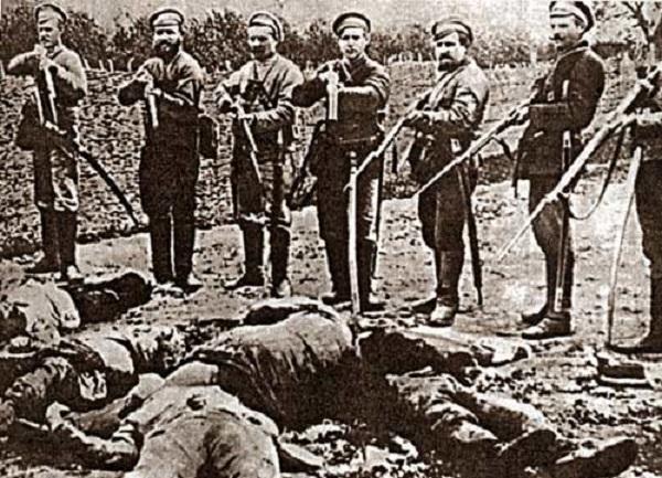Они без разбора и удержа насильничают, порют, грабят, мучают и убивают, изображение №6