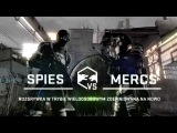 Splinter Cell Blacklist - Spies Vs. Mercs Trailer [PL]