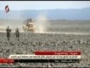 ريف السويداء - الإخبارية ترافق وحدات من الجش خلال تقدمها في منطقة أرض الكراع