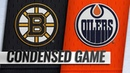10 18 18 Condensed Game Bruins @ Oilers