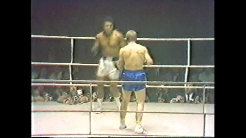 1971 12 26 Muhammad Ali Jurgen Blin