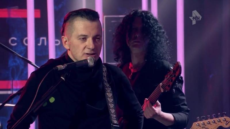 Вадим Самойлов (Агата Кристи) в программе Соль на РЕН ТВ 26.02.2017