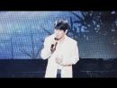 180721 Baekhyun Paul Kim - Rain @ The Station Music Talk Concert