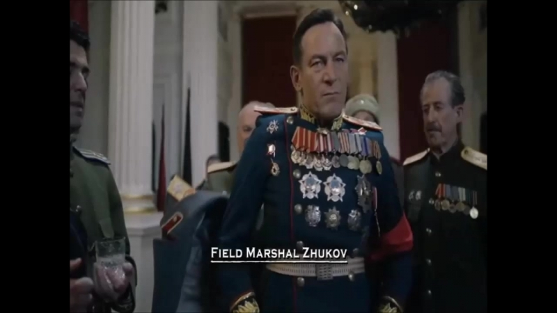 Field Marshal Zhukov The Death of Stalin