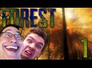 DUMB AND DUMBER The Forest COOP w/ JackSepticEye - Part 1