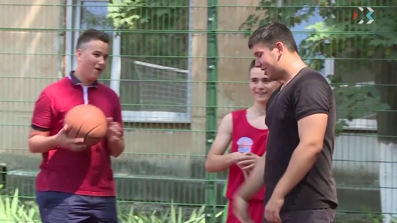 31 спортивную площадку откроют в севастопольских школах до 1 сентября