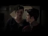 Scott McCall &amp Isaac Lahey