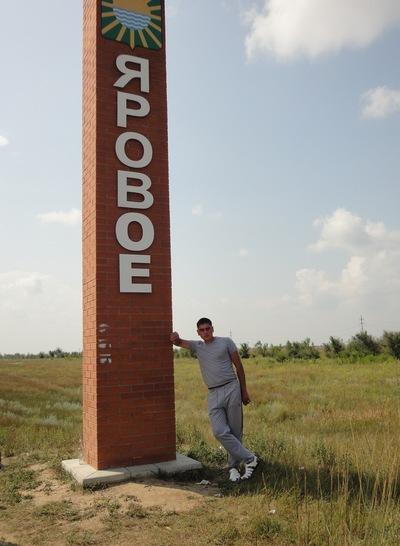 Игорь Юрков, 17 сентября 1991, Новосибирск, id145589040