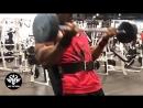 Cơ Bắp Lý Tưởng Do Gien Di Truyền Châu Phi - Sid Lindsey Muscle Model