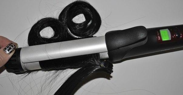 как завить волосы на заколках искусственные волосы термо