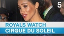 Meghan Markle and Prince Harry attend premiere of Cirque du Soleil's Totem 5 News
