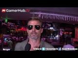 Mortal Kombat Legacy Star Casper Van Dien Talks Video Games - Gamerhub.tv