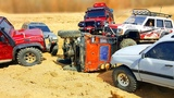The Best RC Truck For Sands Which One Traxxas TRX4, Axial SCX10 II Jeep, Land Rover Wilimovich