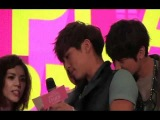 120616 JongHo Moment @ Etude House Taiwan Pink Party ㅍㅂㅍ