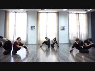 Choreo Chasovskikh Darya/Akimova Anastasia/ MK 27.10.18
