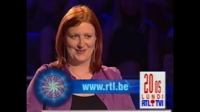 Qui Sera Millionnaire (2001) Promo
