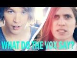 Ylvis - The Fox (Metal Vox Parody)