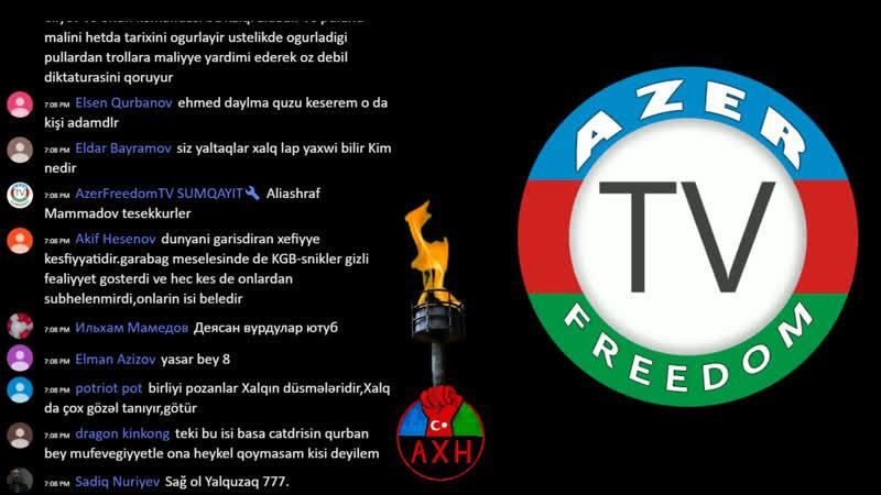 4.6.19: İlhamın sayıqlamaları: Yaşar Bayramzadə, Əhməd Oruc və XALQ!