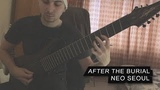 After The Burial Neo Seoul (9 string guitar cover)