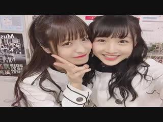 180417 NMB48 no TEPPEN Radio (MC: Yamamoto Ayaka. Guest: Kawakami Rena)