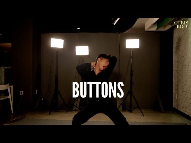 THE PUSSYCAT DOLLS (푸시캣돌즈) - BUTTONS BY CHRIS KOO