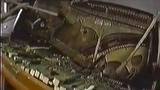 Tool Picks Away at Piano Carcass at Grandmaster Studio