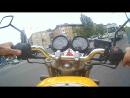 Honda CB400 Днепр