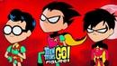 Мини Титаны ЮНЫЕ ТИТАНЫ ВПЕРЕД 2/Teen Titans Go! Figure - НОВЫЙ КОСТЮМ БЭТМЕНА