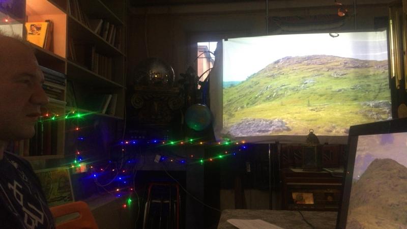 23.08.2018 | Ауровилль | Встреча с исследователем Василием Волковым