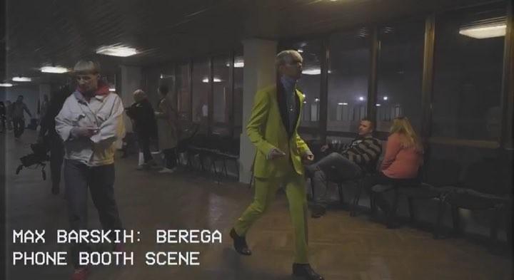 """Макс Барских / Max Barskih on Instagram: """"Главной локацией для сьемок клипа BEREGA был выбран аппаратно-студийный комплекс Национальной телекомпан..."""