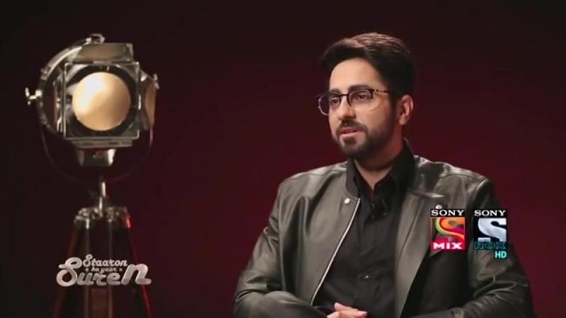 Andhadhun' – Ayushmann Khurrana meets Staaron Ka Yaar, Suren – Part 1