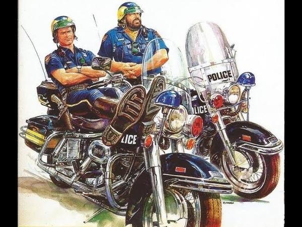 Dos contra el crimen Mejorado Bud Spencer Terence Hill español latino