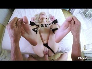 Elsa Jean (Bound To Cum) [Blonde, Teen, Straight, POV]