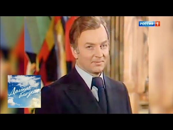 Михаил Державин. Далекие близкие с Борисом Корчевниковым