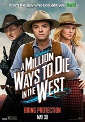 A Million Ways to Die in the West (2014) - Subtitulada