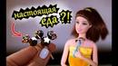 МИНИАТЮРНАЯ ЕДА ДЛЯ КУКОЛ БАРБИ 😱 Лайфхаки для кукол/Как сделать МИНИ СЛАДОСТИ/Торт для кукол/Рузик