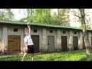 Жонглирование Гирей 16 кг.Связки в 2-3 оборота бросок из-за плеча на попа .