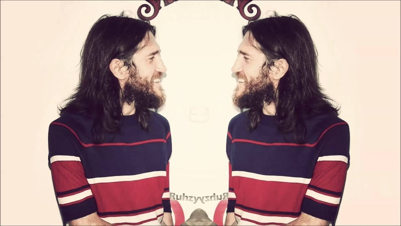 John Frusciante singing - Funny Face [Snow (HeyOh) B-Side]