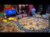 железная дорога Лего 10507 Lego duplo
