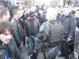 Спецназ Боснії відмовився бити мітингувальників